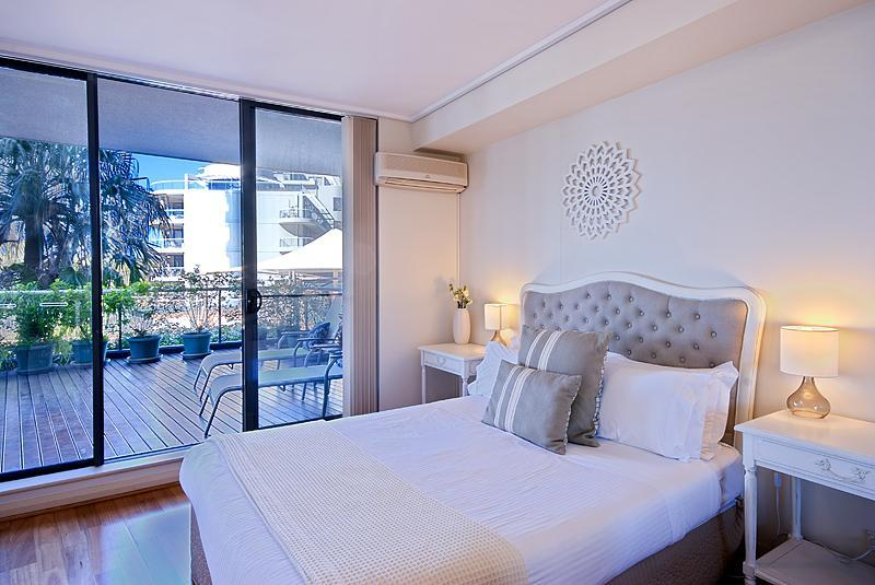 Main bedroom - Smart, Stylish & Tranquil Apart, Water Views,BC - Sydney Olympic Park - rentals