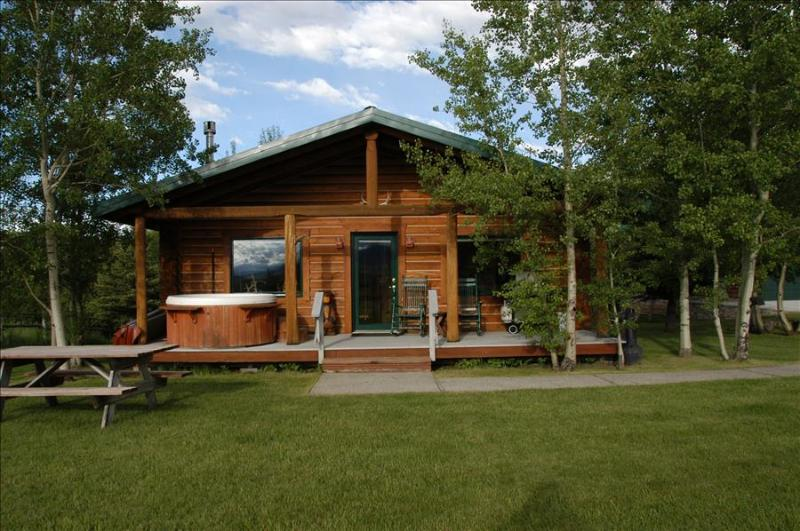 Two Willow Cabin - Image 1 - Red Lodge - rentals