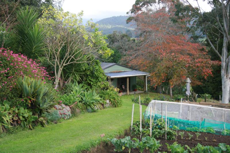 garden cottage - farm  cottage in private garden setting - Coromandel - rentals