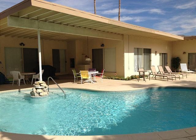 Pool - Chi Chi House ~ Special - Take 20% off 5 Nights thru 10/1 - Palm Springs - rentals