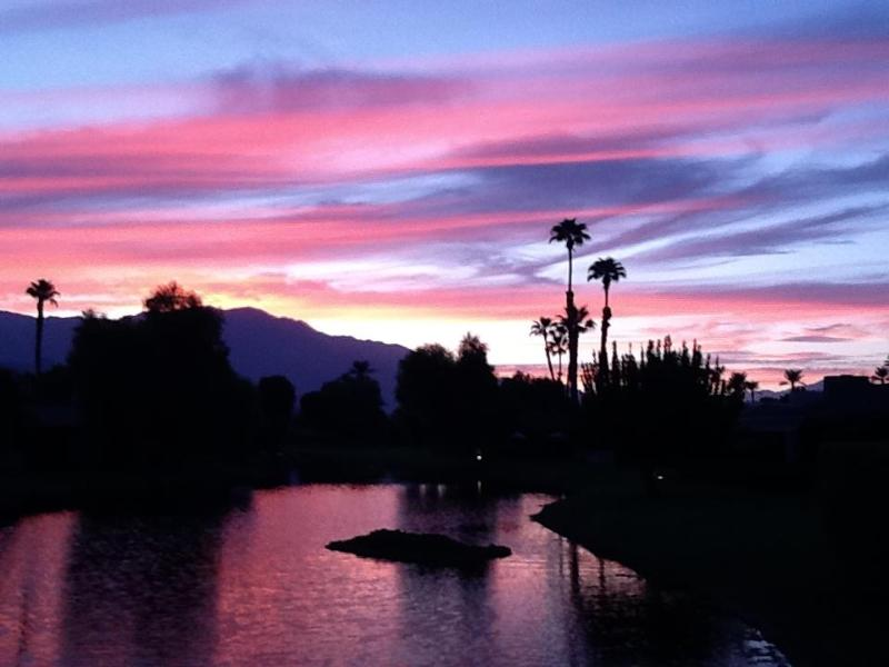 Amazing Sunsets - Rancho Mirage - A Place To Dream Your Dreams! - Rancho Mirage - rentals