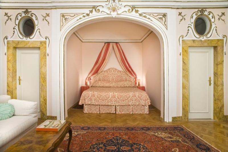 Bedroom - PALAZZO ANTELLESI | Furnished Apartment | Alcove - Florence - rentals