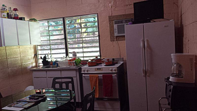 Kitchen and dinning area - Your HUB to explore the East Coast - Fajardo - rentals