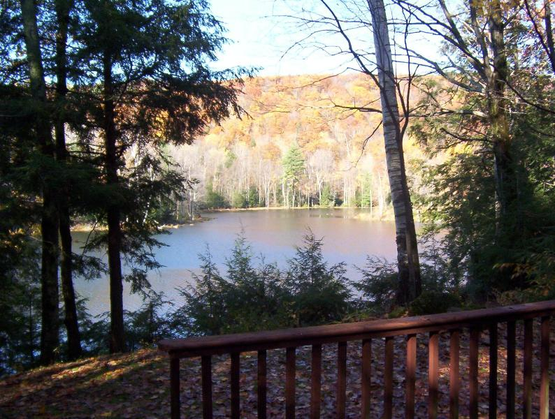 Lakefront Berkshires Ski/Summer House, Great Views - Image 1 - Great Barrington - rentals