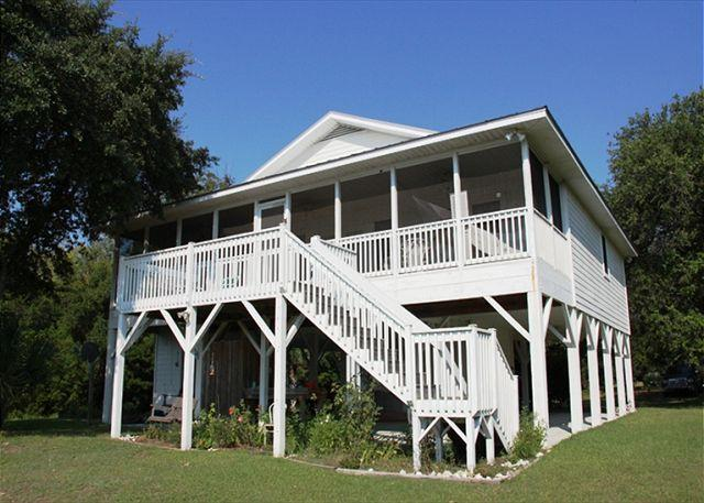 Good Tides Roll - Scenic Views, Kayaker's Paradise on Edisto Island - Image 1 - Edisto Island - rentals
