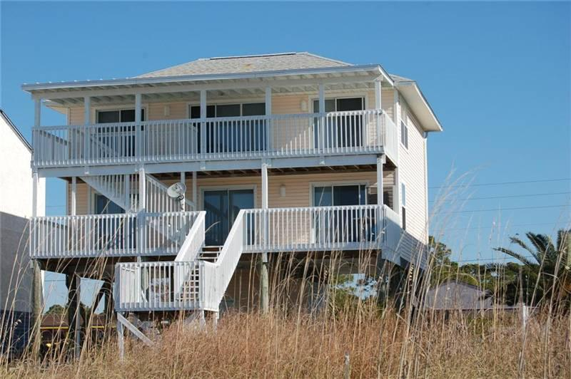 DORRIS BEACH HOUSE TWO PALMS - Image 1 - Saint Joe Beach - rentals