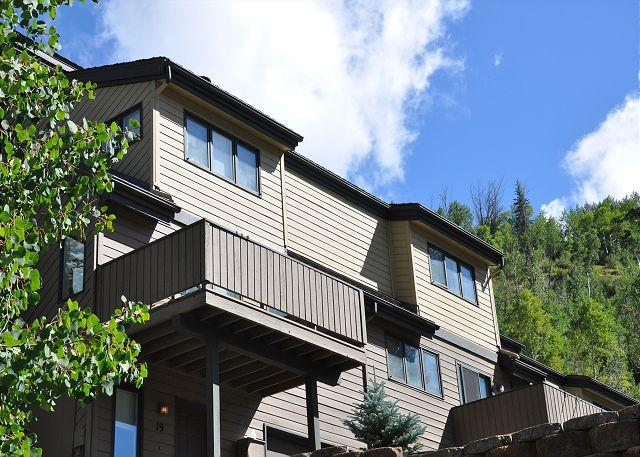 The Falls at Vail #21 - Townhome in East Vail - Image 1 - Vail - rentals