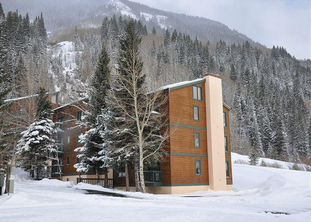 Nicely remodeled two bedroom two bathroom condo at popular Timber Falls - Image 1 - Vail - rentals