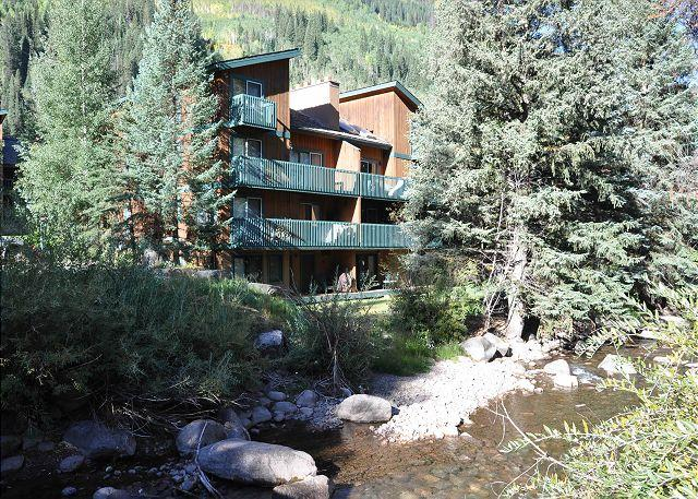 Timber Falls Building 4 - Timber Falls 401 - 2 bedroom condo in East Vail - Vail - rentals