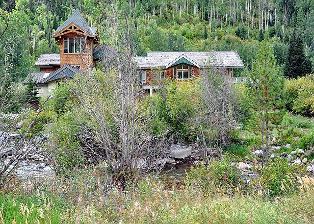 Home on the Gore Creek - 3827 Lupine - Home in East Vail - Vail - rentals