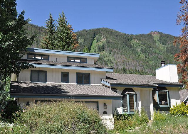 4916 Juniper Lane - Home in East Vail - Image 1 - Vail - rentals
