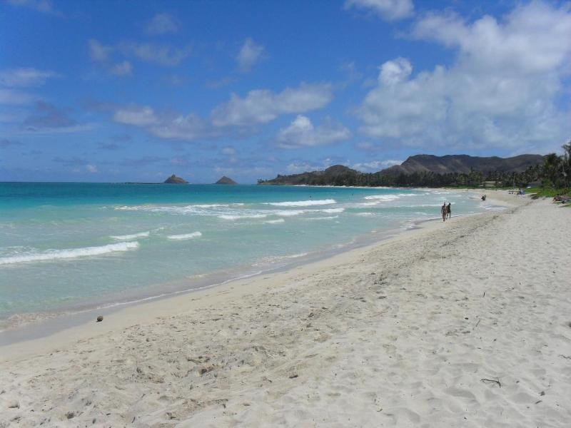 Windward Hawaii Beachfront Paradise - Kailua Beach - Image 1 - Kailua - rentals