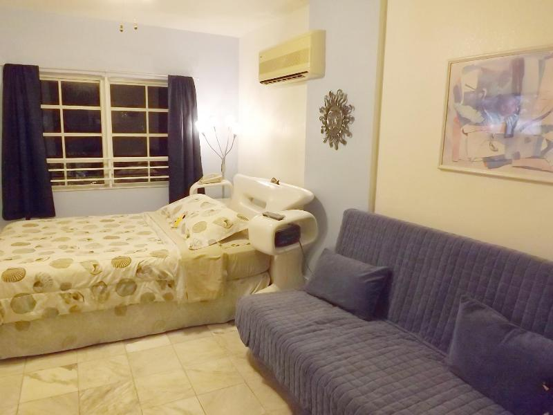 Queen bed and sofa-bed - Studio in the heart of South Beach - Miami Beach - rentals