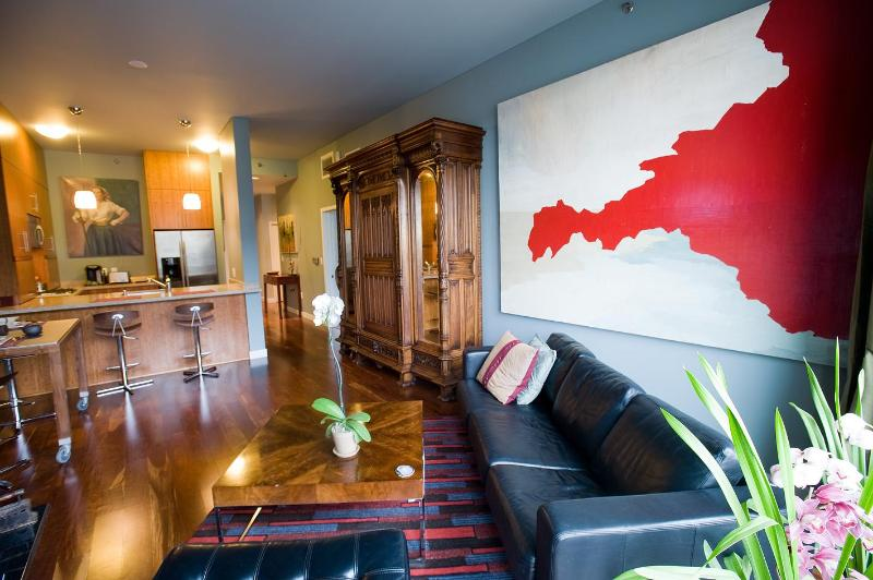 Luxury in the Pearl - Image 1 - Portland - rentals
