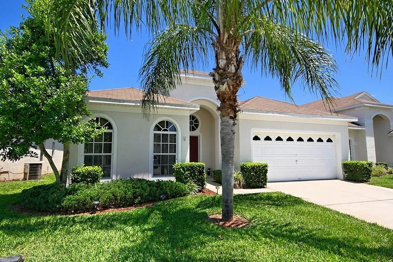 Tropical Palms - Games Room, Wi-Fi (BBB A+ Rating) - Image 1 - Kissimmee - rentals