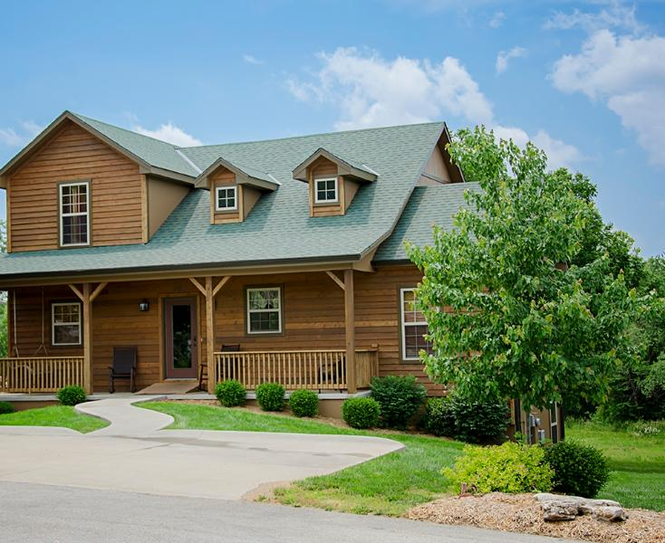 Ozark Charm - 7 bedrooms / 5 baths / sleeps 22 - Image 1 - Branson - rentals