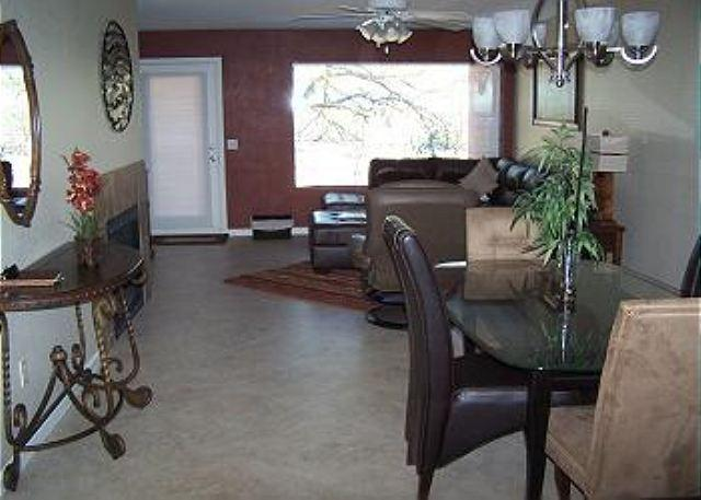 First Floor Just Rennovated 2 Bedroom Condo with All Tile and Mountain Views - Image 1 - Tucson - rentals