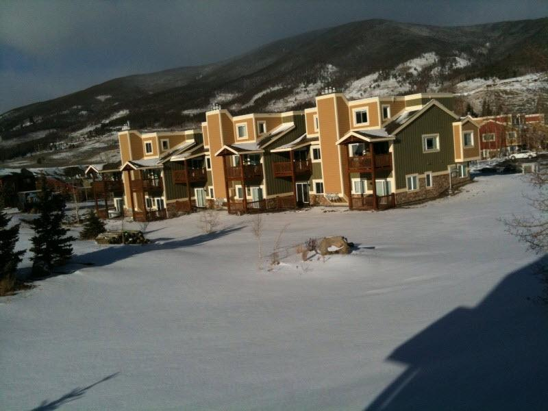 View of the Lake Haus Complex - Best Deal in Summit! 2++ bed, 5 min to Keystone! - Keystone - rentals