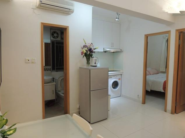 Affordable 3BR apartment near Prince Edward - Image 1 - Hong Kong - rentals