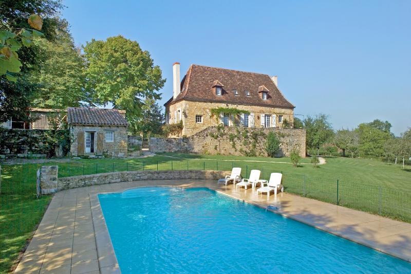 16th Century French Villa in Dordogne with Private Pool - Maison Souillac - Image 1 - Nadaillac-de-Rouge - rentals