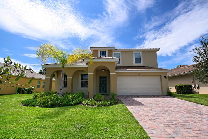 5 Bed South Facing Home - 5 Bed South Facing Pool + Spa,Games Room (9128-CAL - Kissimmee - rentals
