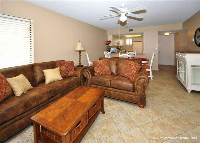 Worn out after a full day of sun? - Ocean Village P19, Ground Floor, Tile Floors, HDTV, Wifi - Saint Augustine - rentals