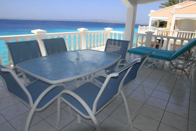 Special Fall Rates. 10% discount. Oceanfront Condo at Belair with Fantastic Views. - Image 1 - Bonaire - rentals