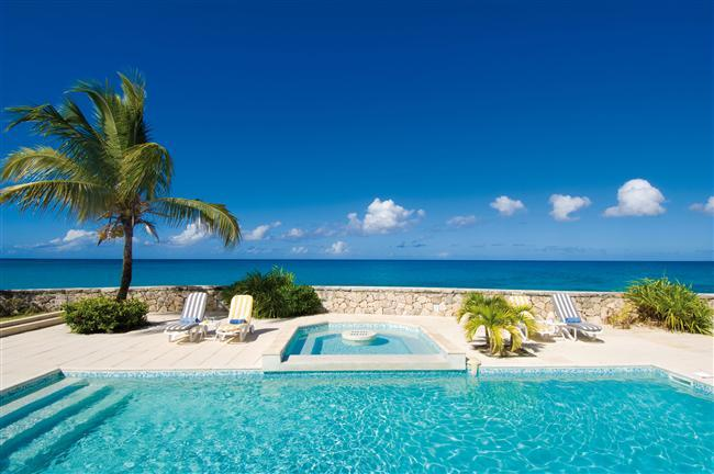 Ecume Des Jours at Terres Basse, Saint Maarten - Beachfront, Pool, Sunset View - Image 1 - Terres Basses - rentals