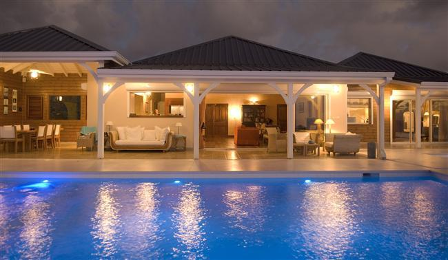 Dreamin Blue at Happy Bay, Saint Maarten - Ocean View, Pool, Walk To Beach - Image 1 - Saint Maarten - rentals