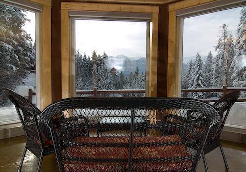 Private Sun Suite in the Canadian Rocky Mountains - Image 1 - Golden - rentals