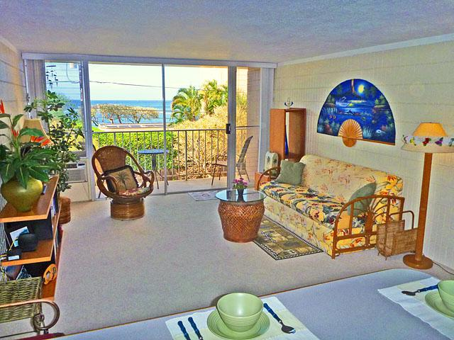 Ocean View near Haleiwa - 1Br - North Shore Oahu - Image 1 - Waialua - rentals