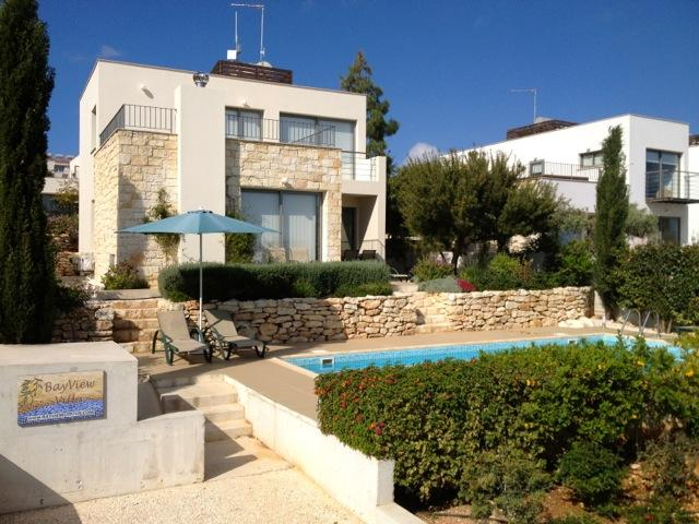Pool and Garden - Bayview Cyprus - Latchi - rentals