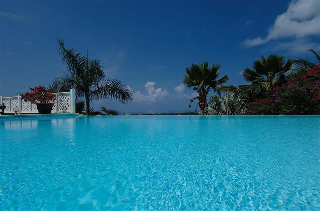 Callisto at Terres Basses, Saint Maarten - Ocean & Sunset View, Large Salt Water Pool - Image 1 - Terres Basses - rentals