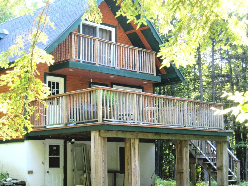Alpine Haven Cottage - Frontage - Built 1964 - 3 Bedroom Cottage Near Jay Peak Resort - Jay Peak - rentals