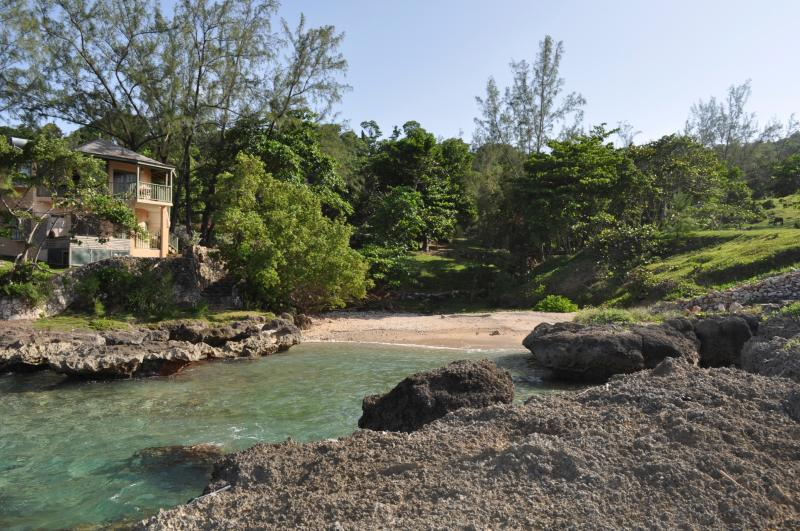view of suite on private beach - Moonlight Magic! , suite on private beach Jamaica - Jamaica - rentals