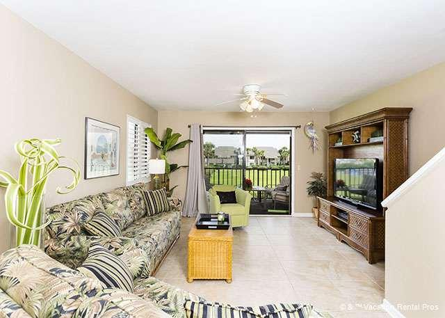 Beautiful Florida views are found throughout! - Colony Reef 16B, Tennis Villas, Heated Pool, Luxury Updated - Saint Augustine - rentals