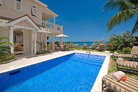 Fully Staffed Beachfront Villa at Sugar Hill, Barbados - Westhaven - Image 1 - Barbados - rentals