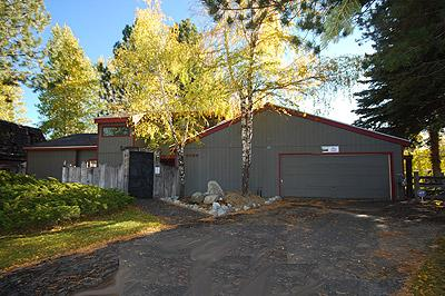 Exterior - 2130 Monterey Drive - South Lake Tahoe - rentals