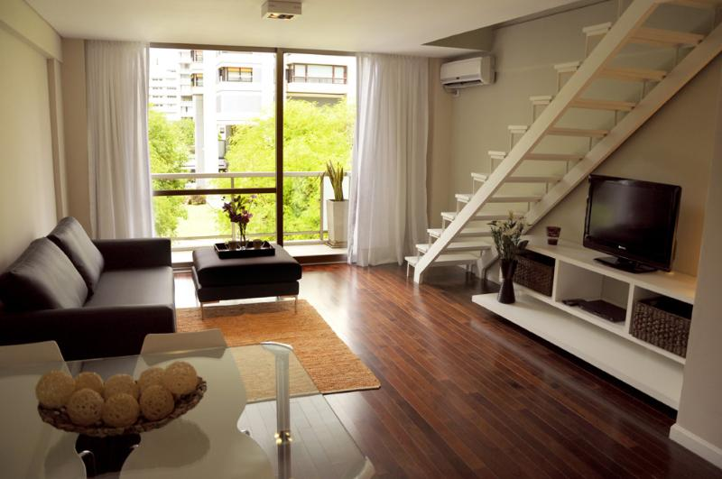 Elegant 2 Bedroom Apartment with Pool in Palermo Nuevo - Image 1 - Buenos Aires - rentals