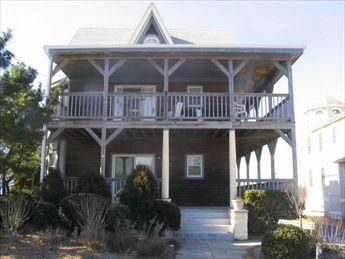 200 YARDS TO BEACH!! 3309 - Image 1 - Cape May - rentals