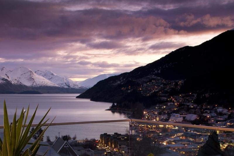View from Balcony - Lake View Apt - Element Escapes Kent Street Apartments - Queenstown - rentals