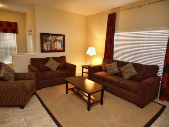 Living Area - PP5T8965CPR 5BR Townhome Close to Local Attractions - Four Corners - rentals