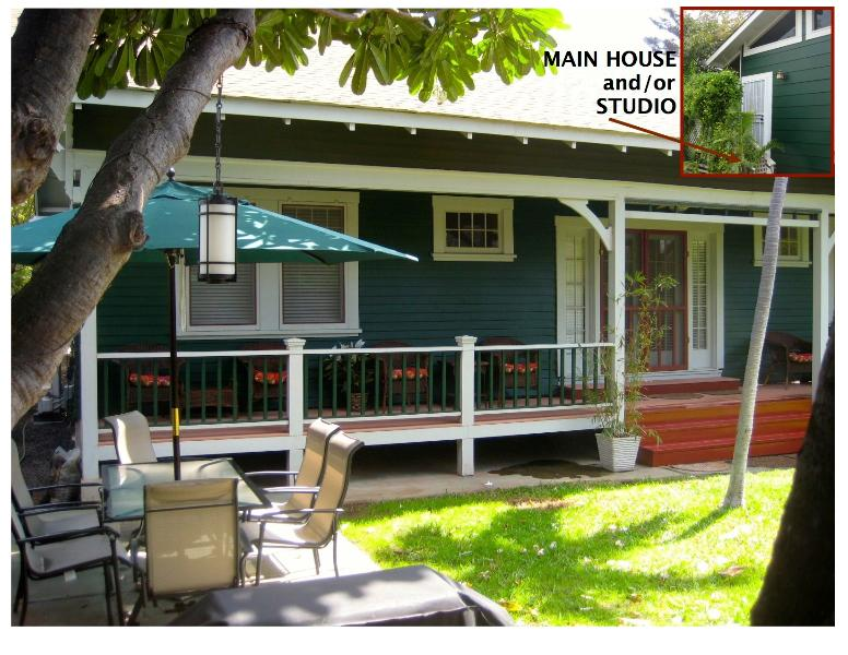HOUSE and/or STUDIO - Gracious & Spacious Home and/or Studio Near Beach - Kihei - rentals
