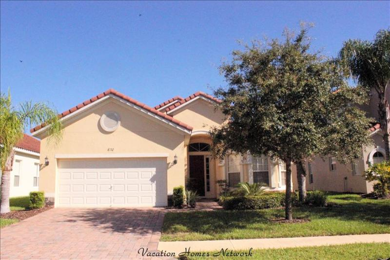 Great House with 4 Bedroom, 3 Bathroom in Davenport (Tuscan Palms  16700) - Image 1 - Davenport - rentals