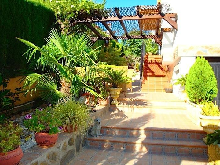 Entry - Charming Villa Romana,10´ drive to the citycenter - Granada - rentals