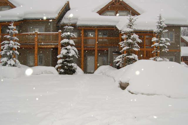 Willow Vistas in winter - Kimberley 3bdrm Townhome...Private Hot Tub! - Kimberley - rentals