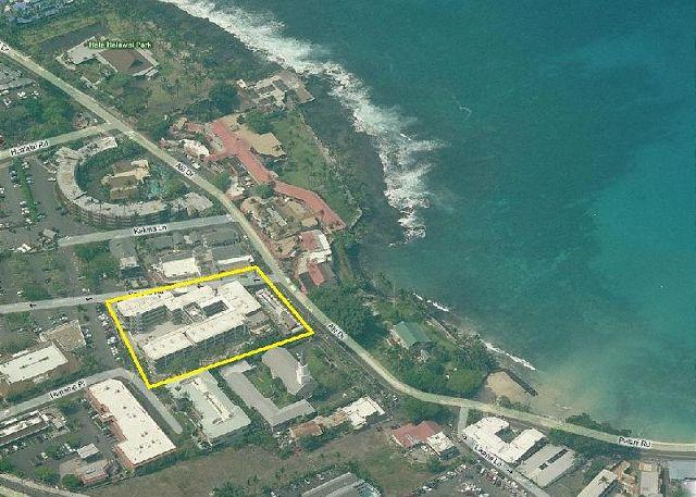 """Can you say """"Right In Town""""? - Image 1 - Kailua-Kona - rentals"""