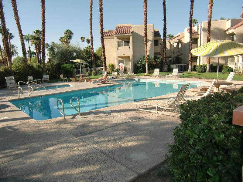 pick from two pool areas - Palm Springs Two Bedroom Getaway! - Palm Springs - rentals