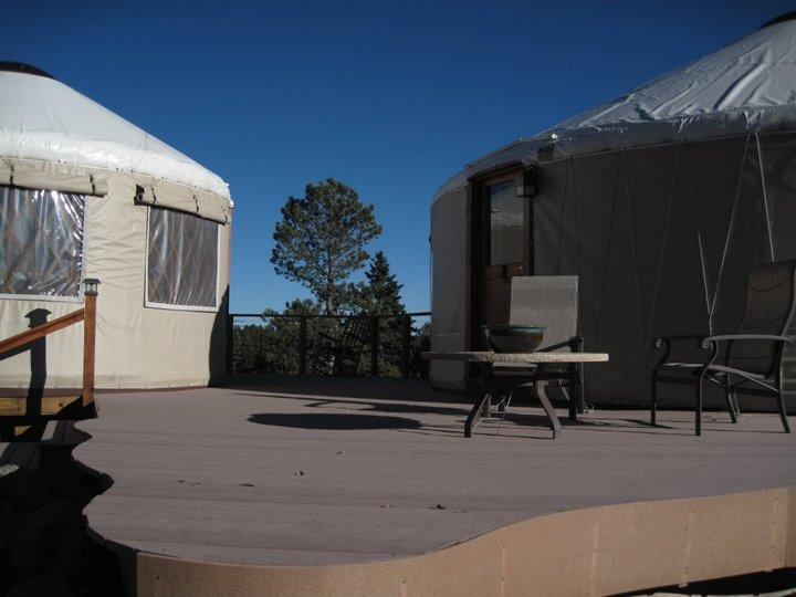 Welcome to Yurtopia! - True Colorado - Stay in a Yurt - Woodland Park - rentals