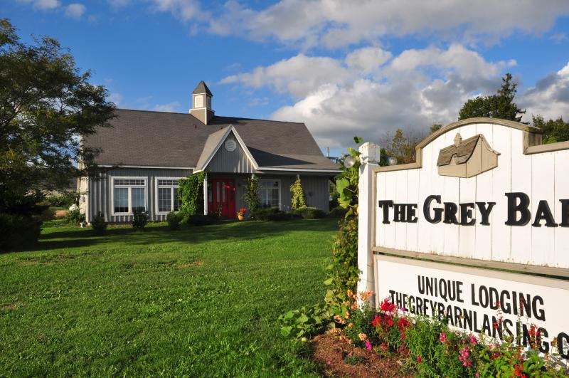 Welcome to The Grey Barn! - The Grey Barn - Ithaca - rentals